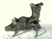 mann-reitet-auf-seinem-schweinehund-bronze-2017-h-14cm